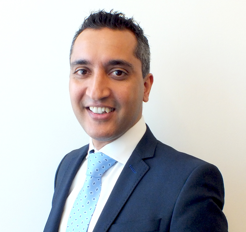 Jatin Chohan, ED&F Man employee, London