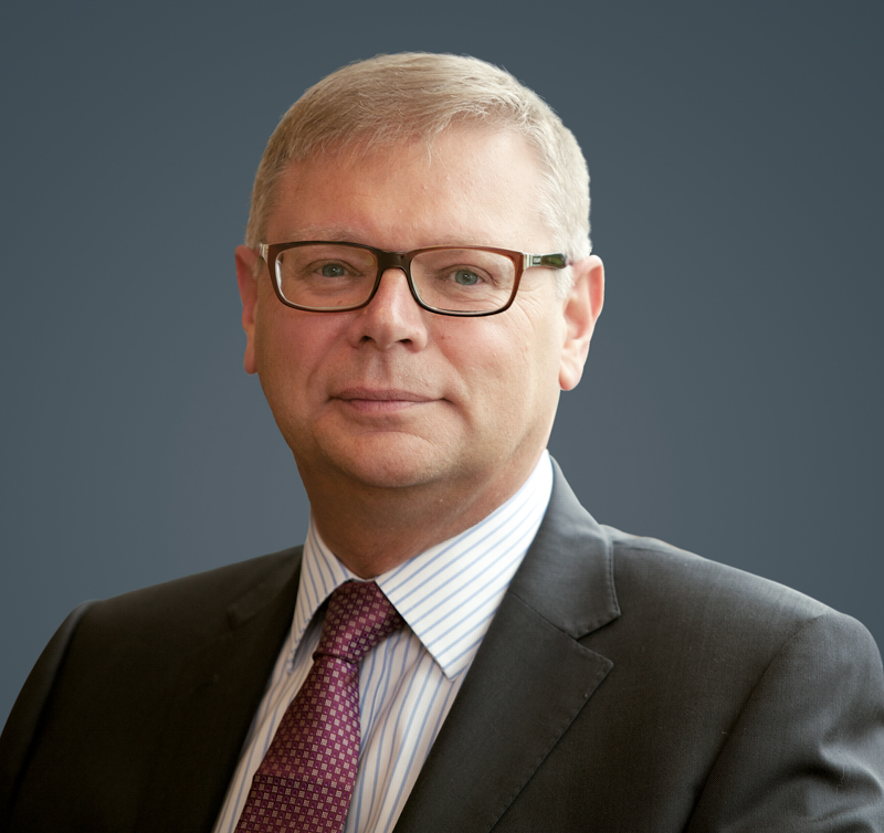 Stuart Reed – Group Chief People Officer