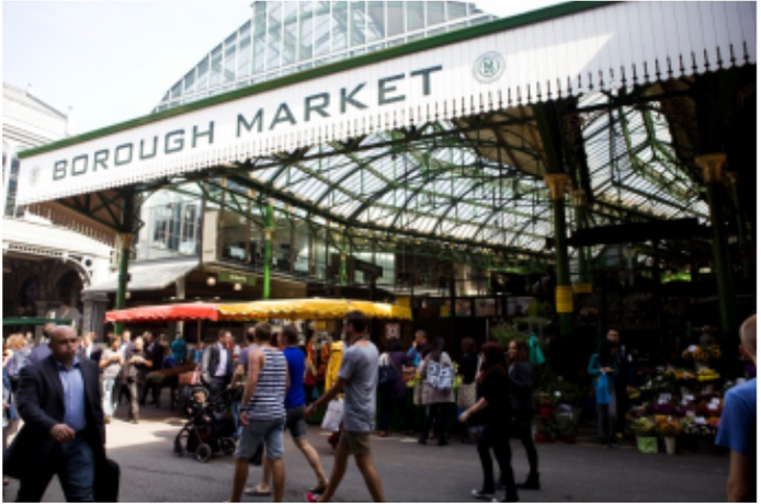 ED&F Man supports Borough Market after terrorist attack